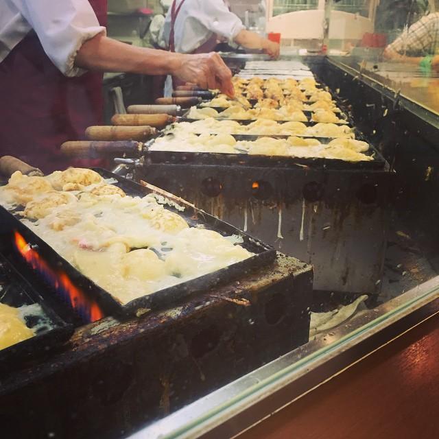 Delicious Takoyaki